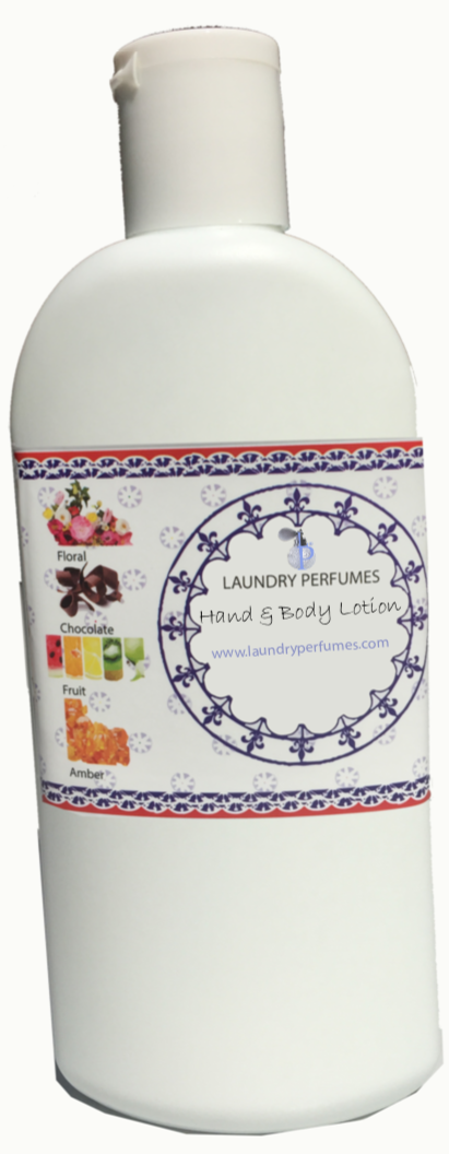LaundryPerfumes Hand & Body Lotion